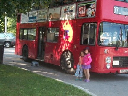 London's Double Decker Bus