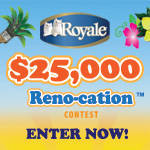 Royale Renocation Contest Launch and Giveaway