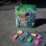 Crayola Sidewalk Chalk Maker – review
