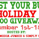 Boost Your Buzz Contest and Win $1,000 #contest