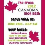Great Canadian Blog Bash: Jacaranda Designs  #giveaway