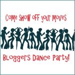 July #BloggersDance – Freestyle with Bears