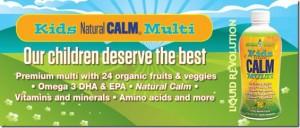 Kids Natural Calm Multi
