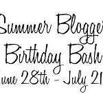 Summer Bloggers Birthday Bash