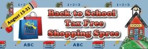 Tax Free Giveaway