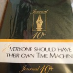 Ten Year Journal 10+ #Giveaway