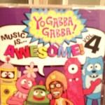 Yo Gabba Gabba Music is Awesome Vol. 4 #Giveaway