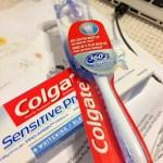 Fix the Pain of Sensitive Teeth #ColgateSensitive