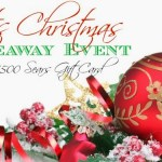 It's Christmas $500 Sears Gift Card #Giveaway