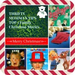 My Top Five Family Christmas Movies