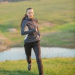 I Ran 1.5 K For the First Time #health #fitness