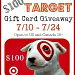Win $100 Target Gift Card #Back2School #Giveaway