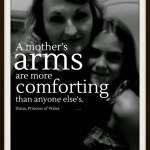 A Mother's Arms #WordlessWednesday