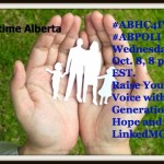 Raise Your Voice IVF Funding Alberta Twitter Chat #abhc4ivf #abpoli