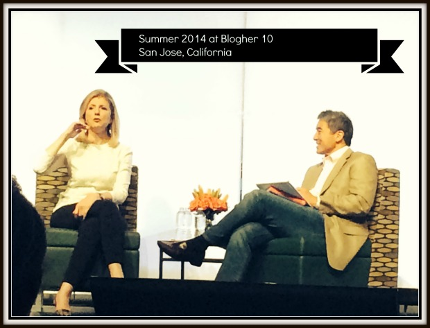 A throwback to the summer when Arianna Huffington and Guy Kawasaki took the stage.