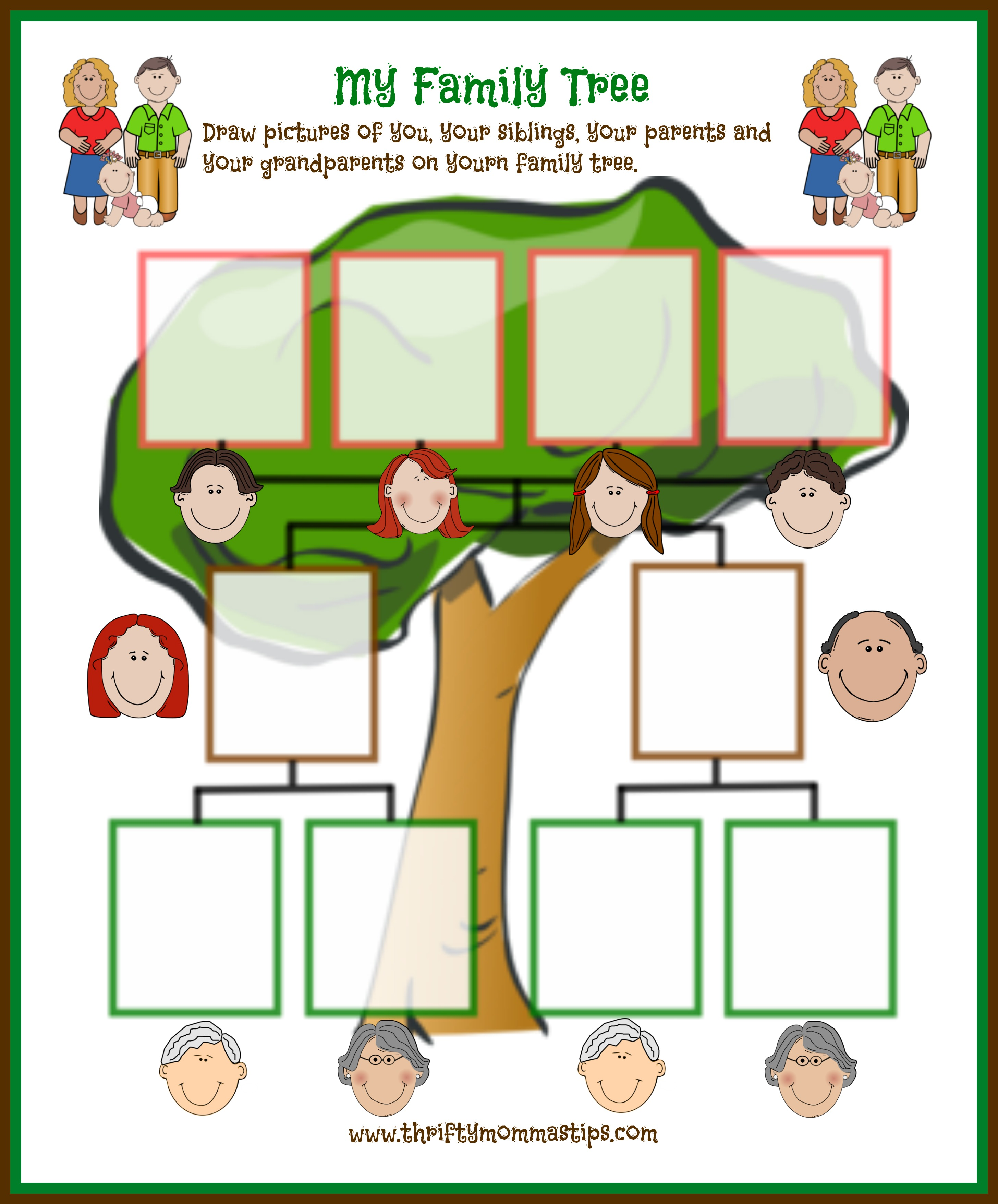 how do i draw a family tree diagram hayman reese brake controller wiring printable