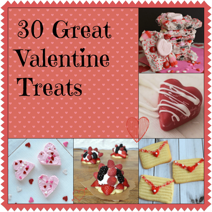 Great Valentine Treats