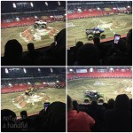 Monster Jam 2015 at Budweiser Gardens #MyMonsterJam