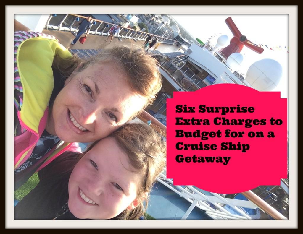 Cruise extras