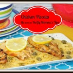 One of my Favourite Dishes: Chicken Piccata Recipe