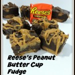 Easy Reese's Peanut Butter Fudge