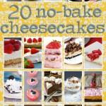 Mouth-Watering No Bake Cheesecake Recipe Roundup