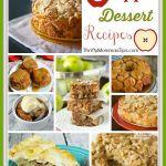 8 Delicious Apple Dessert Recipes