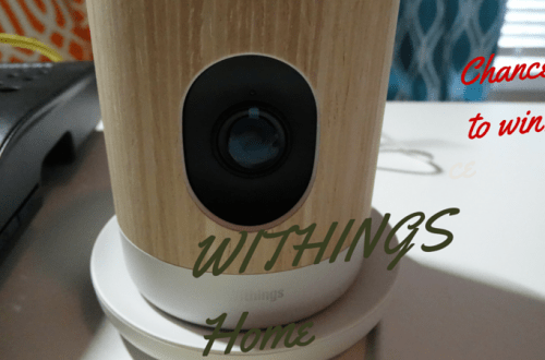 withings home monitoring device
