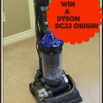 What Would You Do With a Walmart Dyson DC33 Origin? #Giveaway