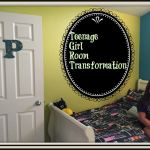 Our Teenage Girl Room Transformation – #ColourMeHappy