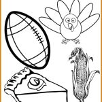 Free Thanksgiving Coloring Sheet Printable