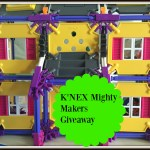 Beat Boredom By Building With K'NEX Mighty Makers #IAmAMightyMaker #Giveaways #TMMGG2015