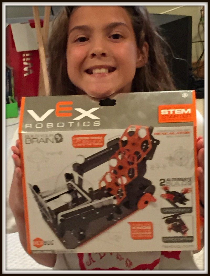 vex robotics hexcalator instructions
