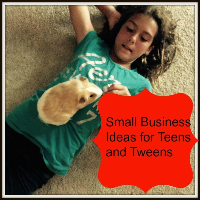Teen Buisness Ideas 24