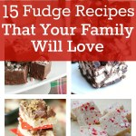 15 Fantastic Fudge Recipes That Your Family Will Love