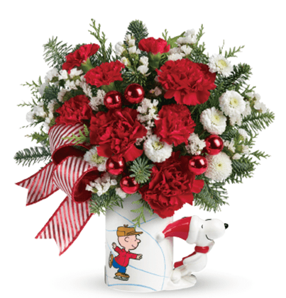 peanuts_teleflora_bouquet