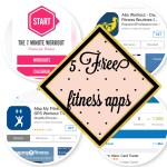 Five Free Fitness Apps To Help This Year