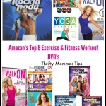 Fitness Resolutions? No Problem with Amazon's Top 8 Exercise and Fitness DVDs