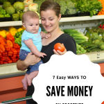 Seven Easy Ways to Save Money on Your Groceries