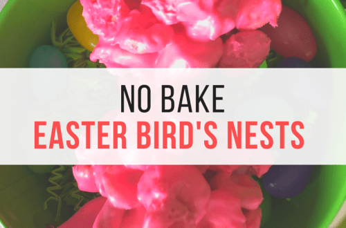 no bake easter treats