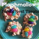Spring Bird's Nest Cheerios Treats