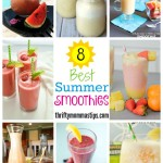 Eight Super Summer Smoothies