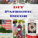 15 DIY Patriotic Crafts
