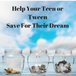 Helping Your Tween or Teen Save For Their Dream #TDFamilyAllowance #savemore