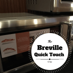Breville Quick Touch Crisp Inverter Microwave Revolutionizes Microwave Cooking #QuickTouchCrisp