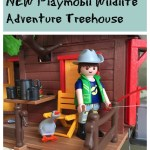 Playmobil Wildlife Adventure Treehouse