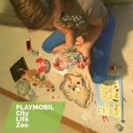 PLAYMOBIL City Life Zoo – Imagination Station
