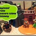 Playmobil Pirates Treasure Island #Giveaway