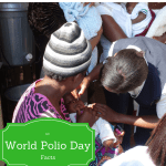 Ten Facts About World Polio Day #WorldPolioDay