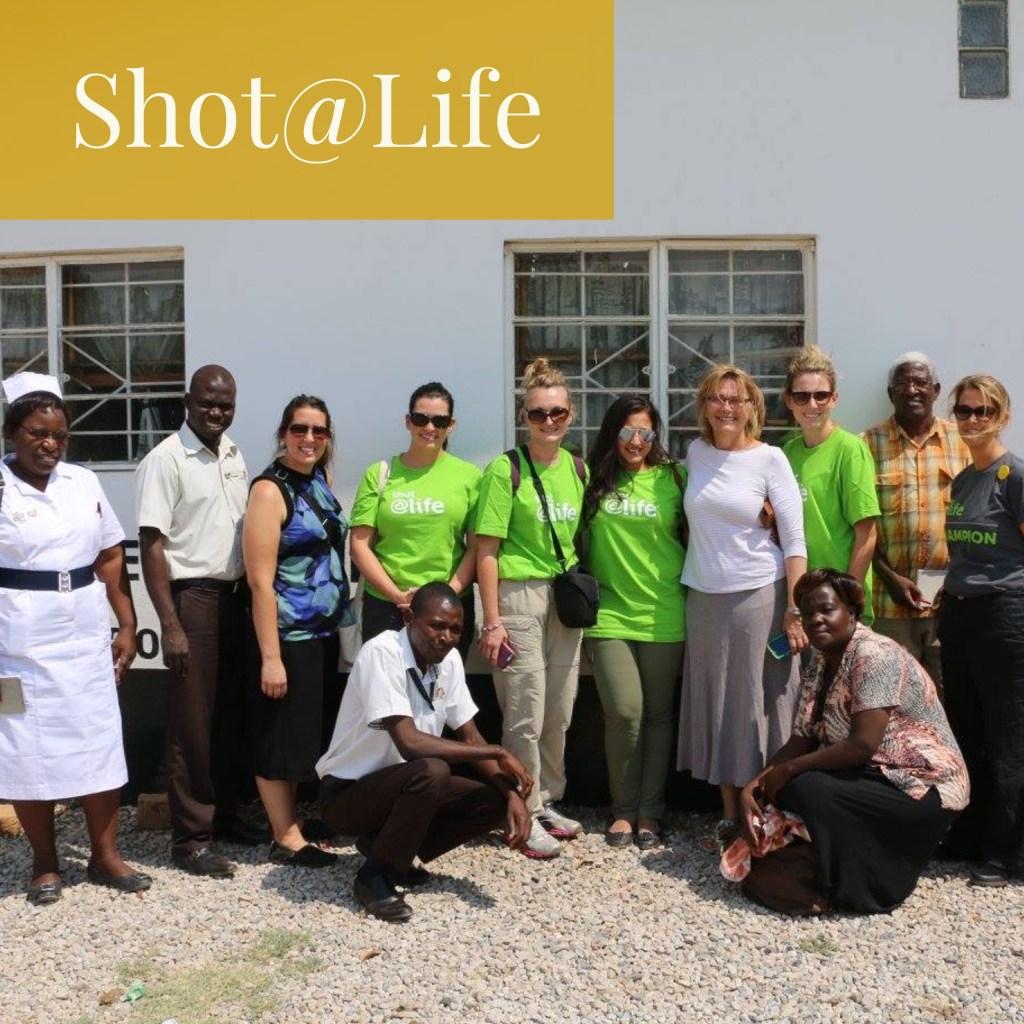shot at Life